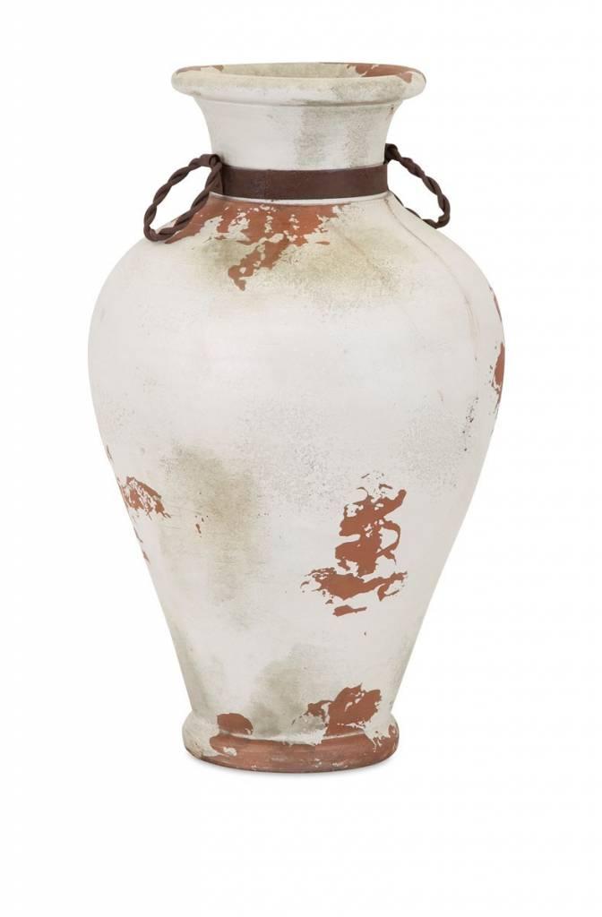Pacific Terracotta Vase Beckmans