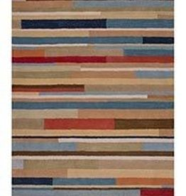 Traverse Colorful Area Rug