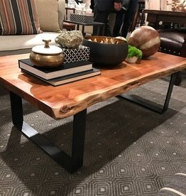 Tahoe Live Edge Coffee Table