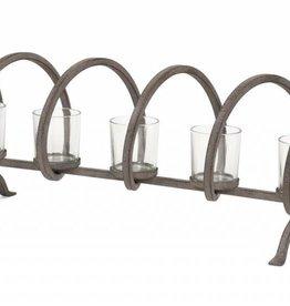 Mendoza Spiral Candleholder