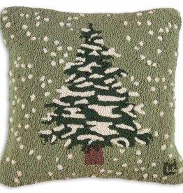 "Snow Flurries - Tree 18"""