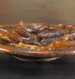 Fish Bowl  Rust