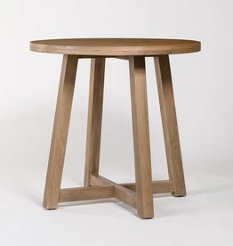 Dalton Pub Table in Weathered Beechwood