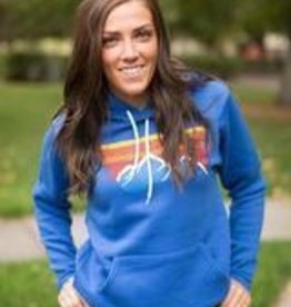 Latitude 47 Hoodie - Royal Blue, Medium