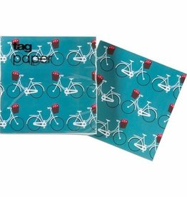 Bicycle Paper Cocktail Napkins