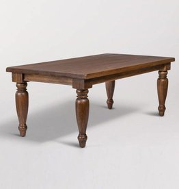 Sonoma Rectangular Dining Table in Aged Sable