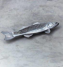 Ocean Striped Bass Platter