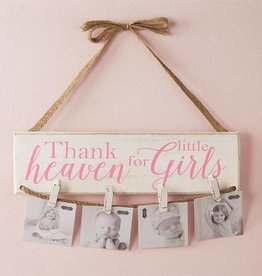 Thank Heaven For Girls Photo Holder