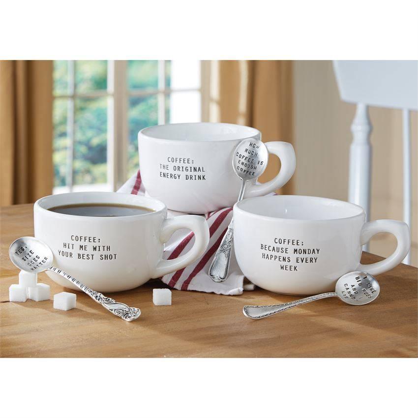 Circa Mug Sets How Much Coffee