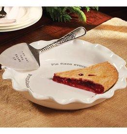 Circa Pie Plate & Server Set