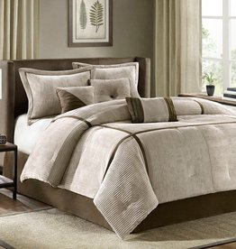 Dallas 7 Piece Comforter Set King