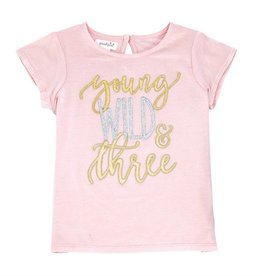 Young Wild and Three Shirt