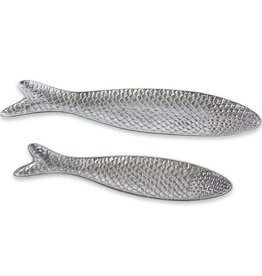 Metal Fish Tray Set
