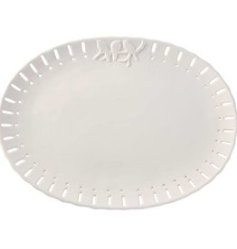 Nest Scalloped Platter