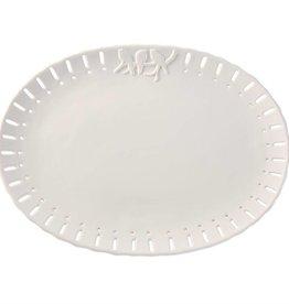 Nest Scalloped Platter