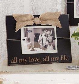 """All My Love"" Frame"