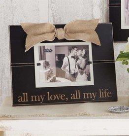 """All My Love"" Frame"