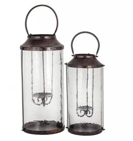 Pierce Set of 2 Lanterns