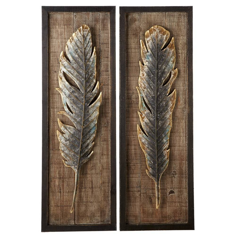 Entrancing 40 feather wall decor decorating inspiration Best wall decor