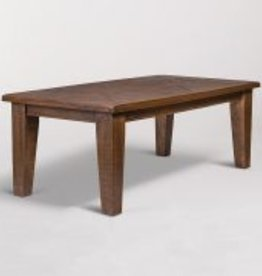 Calistoga Dining Table in Aged Sable