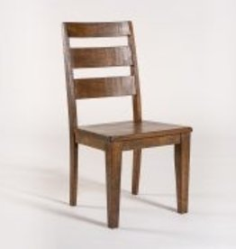 Calistoga Wooden Dining Chair in Aged Sable