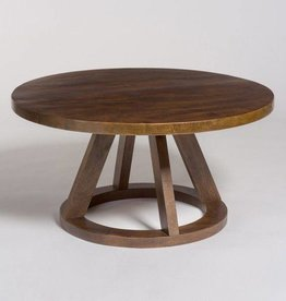 Mendocino Coffee Table in Dark Chestnut