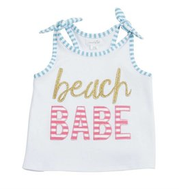 Beach Babe Tank Top, Large