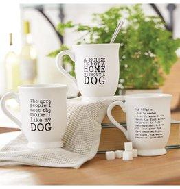 """More I Like My Dog"" Mug"