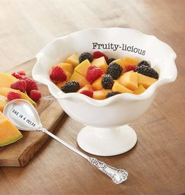 Fruit Pedestal Bowl Set