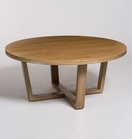 Parker Coffee Table in Weathered Beechwood