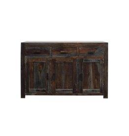 Solid Sheesham Wood Sideboard