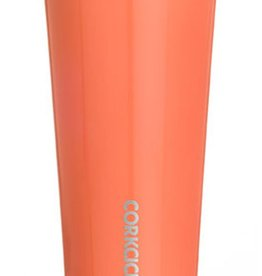 Corkcicle 16 oz. Tumbler, Gloss Peach Echo