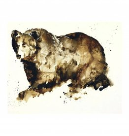 Brown Bear 50x40