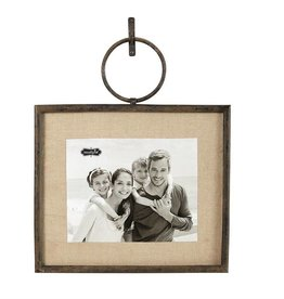 Large Cast Iron Loop Frame 8x10