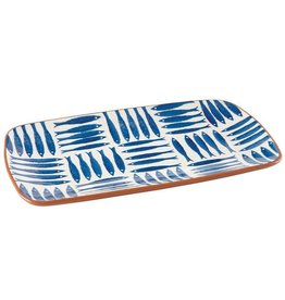 Blue Fish Platter
