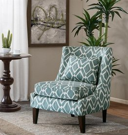 Waverly Swoop Arm Chair