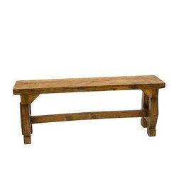 2' Ox Leg Bench