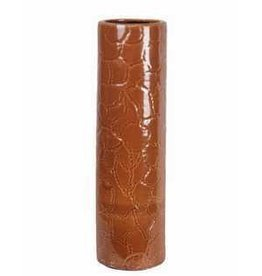 Privilege Medium Ceramic Vase - Giraffe Pattern