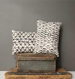 """16-1/2""""L x 11-1/2""""H Linen Pillow, 2 Styles"""