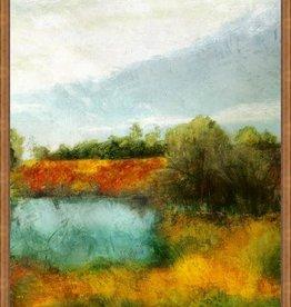 Bronze Horizon I 45x30