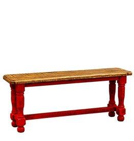 4' Wood Bench