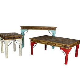Painted Table Collection