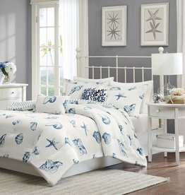 Beach House 3 Piece Duvet Cover Set