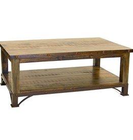 Urban Rustic Coffee Table