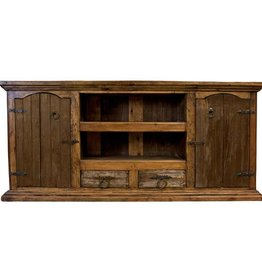 Old Wood TV Credenza/Buffet
