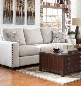 Coaster Rosanna Sofa with Nailhead Trim and Wide Track Arms