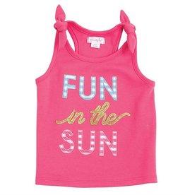 """Toddler """"Fun In The Sun"""" Tank Top"""