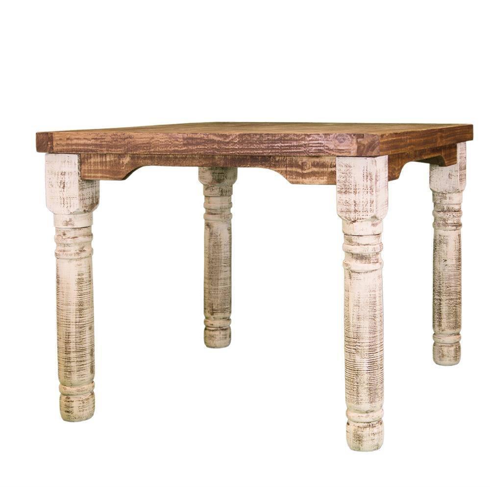 4u0027X4u0027 Rough Wood Table ...