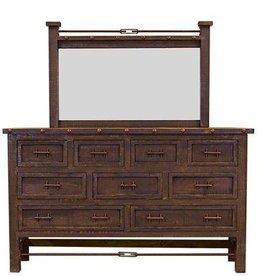 Las Piedras Dresser W/Mirror