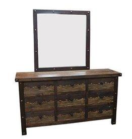Uptown Dresser W/Mirror
